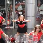 cheerleaders roma ducati
