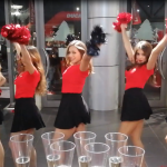cheerleaders roma ducati