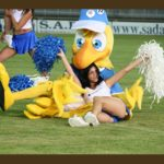 cheerleaders mascotte