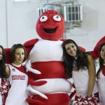 mascotte cheerleaders ragazze
